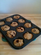 muffins fromage cottage
