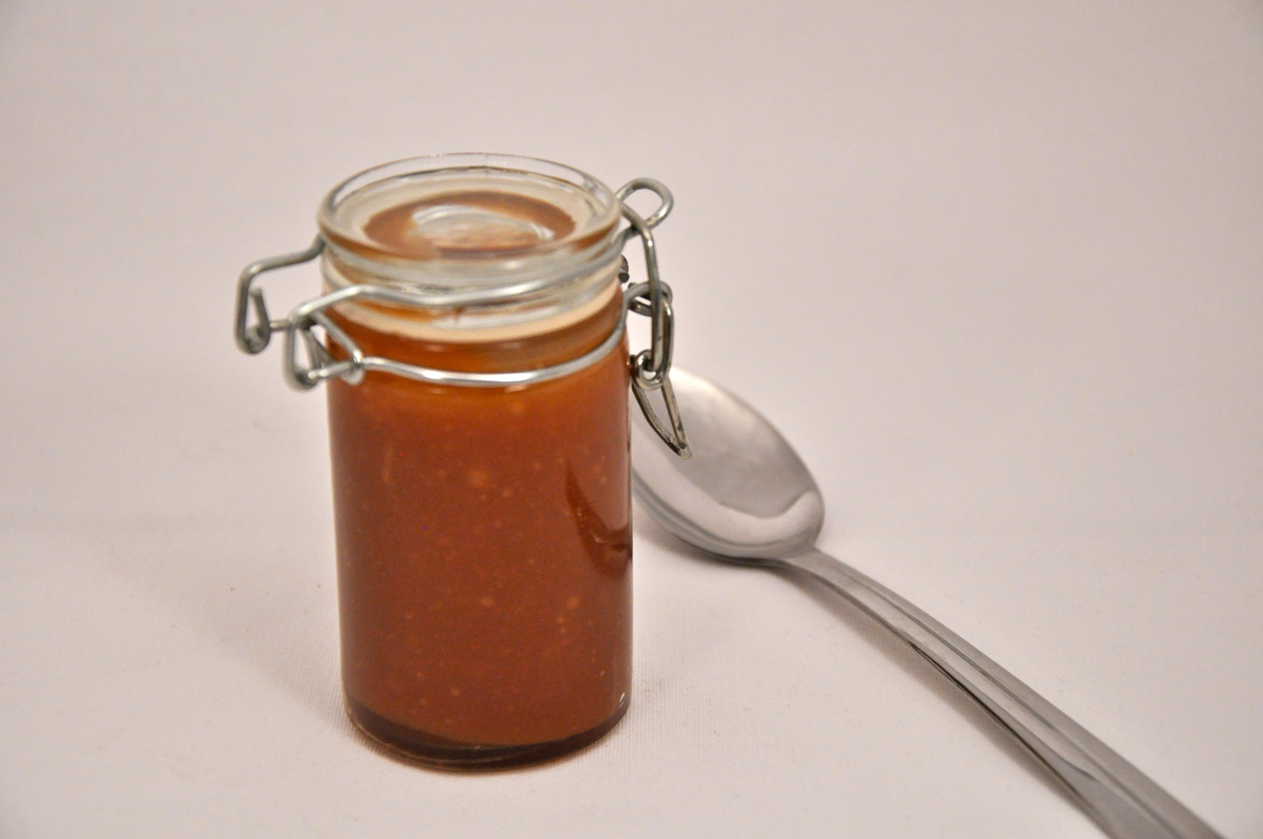 Caramel à la fleur de sel | Mes fantaisies urbaines