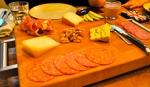 Planche de fromage et charcuterie (Les cochons tout ronds) du Québec