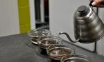 Coffee Cupping en préparation