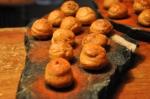 Délicieux beignets salés.