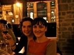 Catherine et Andrea