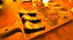 Torta Caprese, nutella semifreddo et tiramisù.