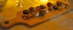 Mignardises au restaurant Le Globe