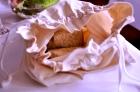 J'adore l'idée du pain dans un sac!